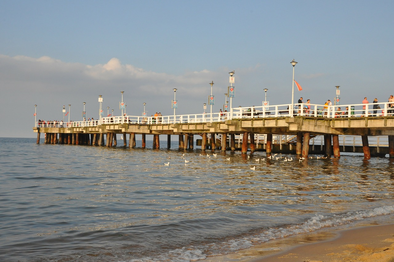 Trójmiejskie plaże