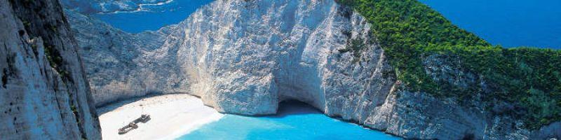 5 najpiękniejszych plaż w Grecji
