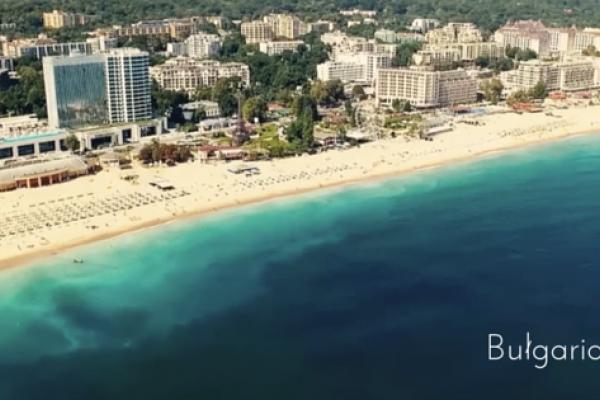Złote Piaski dla studentów - tanie wakacje w Bułgarii