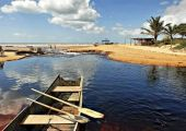 Conceicao da Barra (State of Espirito Santo), Brazylia