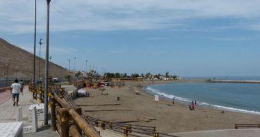 El Laucho Beach, Arica, Chile