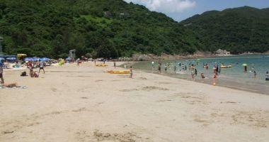 Clear Water Bay Second Beach, Hongkong, Chiny