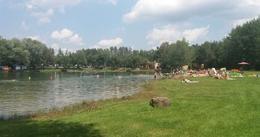 Kąpielisko Glinianki w Pęgowie