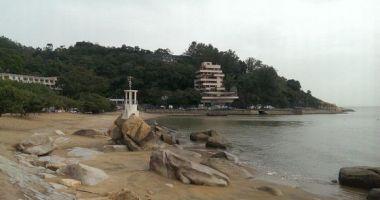 Bamboo Bay Beach, Makau, Chiny