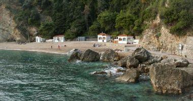 Mogren Beach, Budva, Czarnogóra