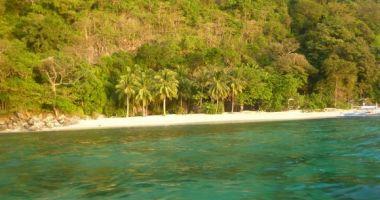 Seven Commando Beach, El Nido, Filipiny