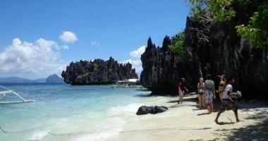 Payong-Payong Beach, El Nido, Filipiny