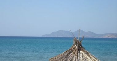 Xerokambos (Exotic Beach), Kefalos, Grecja
