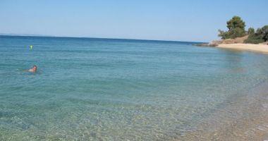 Lagomandra beach, Neos Marmaras, Grecja