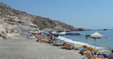 Camel Beach, Kefalos, Grecja