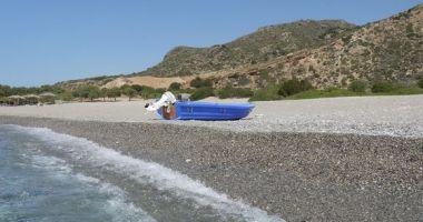 Gialiskari beach, Paleochora, Grecja