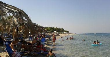 Golden Beach, Pefkohori, Grecja