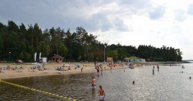 Gminne kąpielisko Moczydło nad Zalewem w Nieliszu