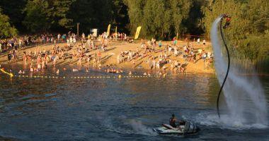 Plaża Przystanek Glinianki w Mosinie