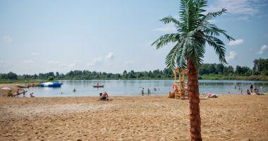 Kąpielisko Mamut w Garwolinie nad Jeziorem Mamucim