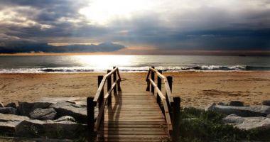 Ocata Beach, El Masnou, Hiszpania