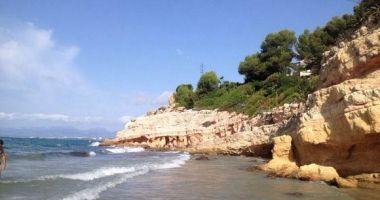 Llenguadets Beach, Salou, Hiszpania