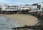 Playa Blanca, Hiszpania