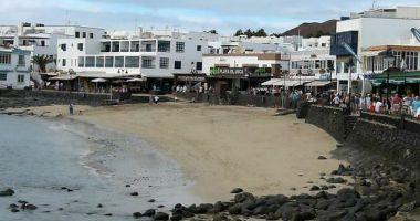 Playa Blanca Beach, Playa Blanca, Hiszpania
