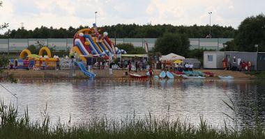 Kąpielisko Miejskie Słoneczko w Piotrkowie Trybunalskim nad Jeziorem Bugaj