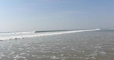 Gokarna Beach, Gokarna, Indie