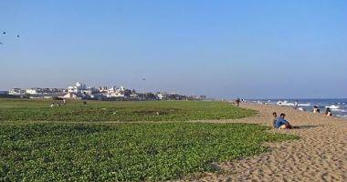 Breezy Beach, Ćennaj (Madras), Indie