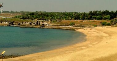 Chakratirth Beach, Diu, Indie