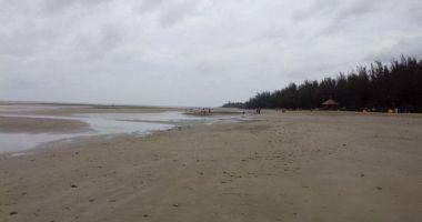 Lamaru Beach, Balikpapan, Indonezja