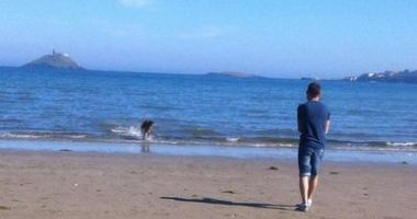 Ballynamona Beach, Midleton, Irlandia