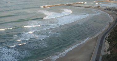 Jerusalem Beach, Tel Aviv, Izrael