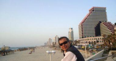 Frishman Beach, Tel Aviv, Izrael