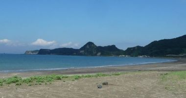 Iwai Beach, Minamiboso, Japonia