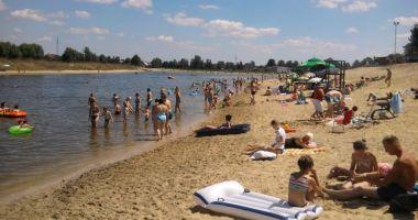Kąpielisko Borówka w Kamyku