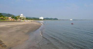Aoshima Beach, Miyazaki, Japonia