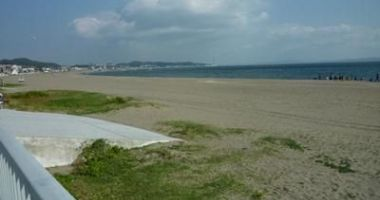 Miura Kaingan Beach, Miura, Japonia