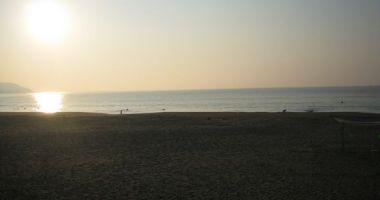Ikumi Beach, Toyo-cho, Japonia
