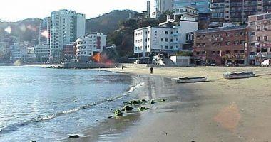 Songdo Beach, Busan, Korea Południowa
