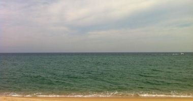 Gyeongpo Beach, Gangneung, Korea Południowa