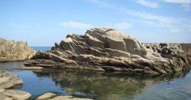 Jumunjin Beach, Gangneung, Korea Południowa