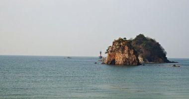 Batgae Beach, Taean-gun, Korea Południowa