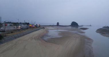 Kkotji Beach, Taean-gun, Korea Południowa