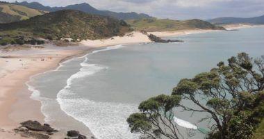 Ocean Beach, Whangarei Heads, Nowa Zelandia