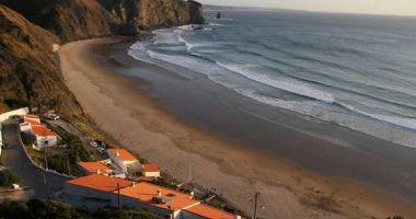 Arrifana Beach, Aljezur, Portugalia