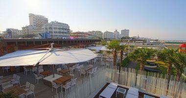 Attilio Beach Pleasure Club, Milano Marittima, Cervia, Włochy