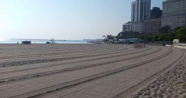 Oak Street Beach, Chicago, Stany Zjednoczone