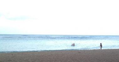 Kaimana Beach, Honolulu, Stany Zjednoczone