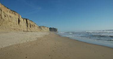 Pescadero Beach, Half Moon Bay, Stany Zjednoczone