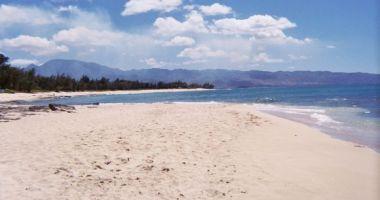 Mokule'ia Beach, Waialua, Stany Zjednoczone