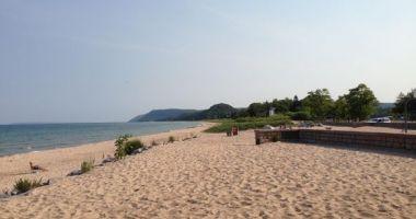 Lake Michigan Beach Park, Empire, Stany Zjednoczone