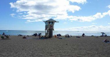 Sans Souci Beach Park, Honolulu, Stany Zjednoczone
